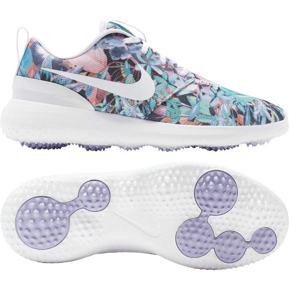 ナイキ Nike レディース ゴルフ シューズ・靴【Roshe G Golf Shoes】Floral