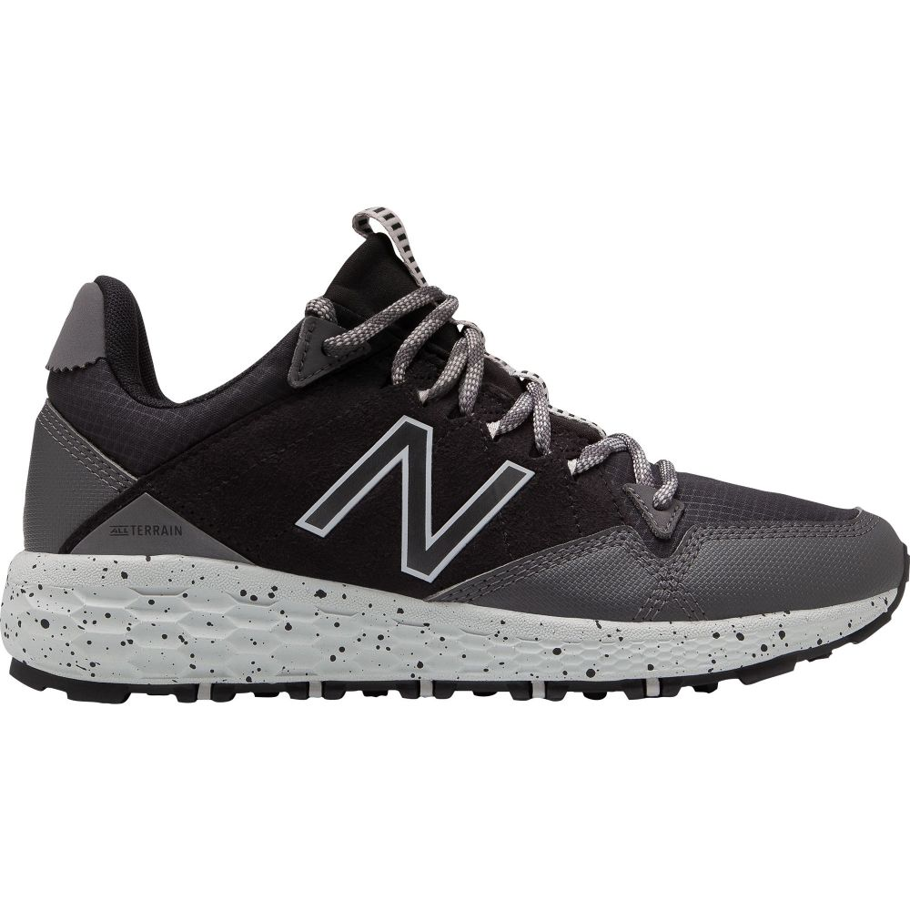 ニューバランス New Balance レディース ランニング・ウォーキング シューズ・靴【Crag V1 Fresh Foam Trail Running Shoes】Black/Grey