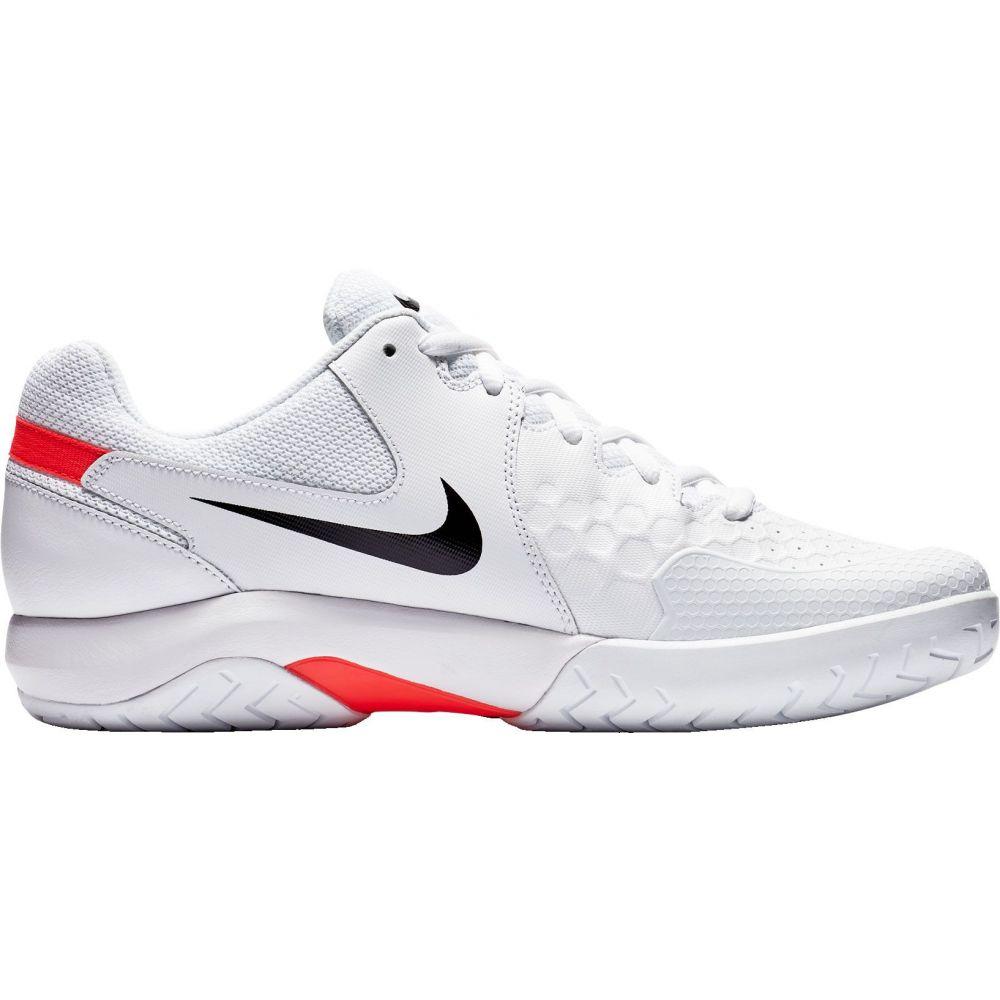 ナイキ メンズ テニス シューズ・靴 【サイズ交換無料】 ナイキ Nike メンズ テニス エアズーム シューズ・靴【Air Zoom Resistance Tennis Shoes】White/Black