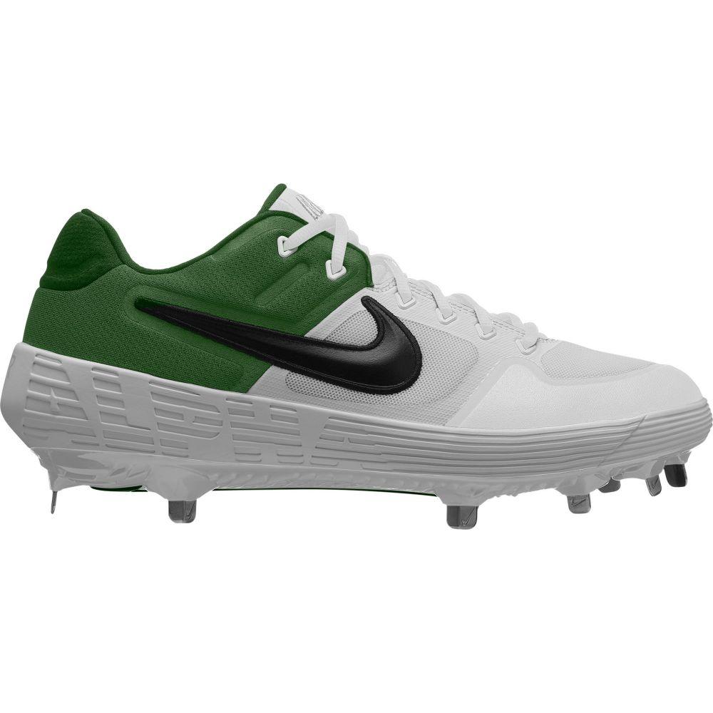 ナイキ Nike メンズ 野球 スパイク シューズ・靴【Alpha Huarache Elite 2 Baseball Cleats】White/Green