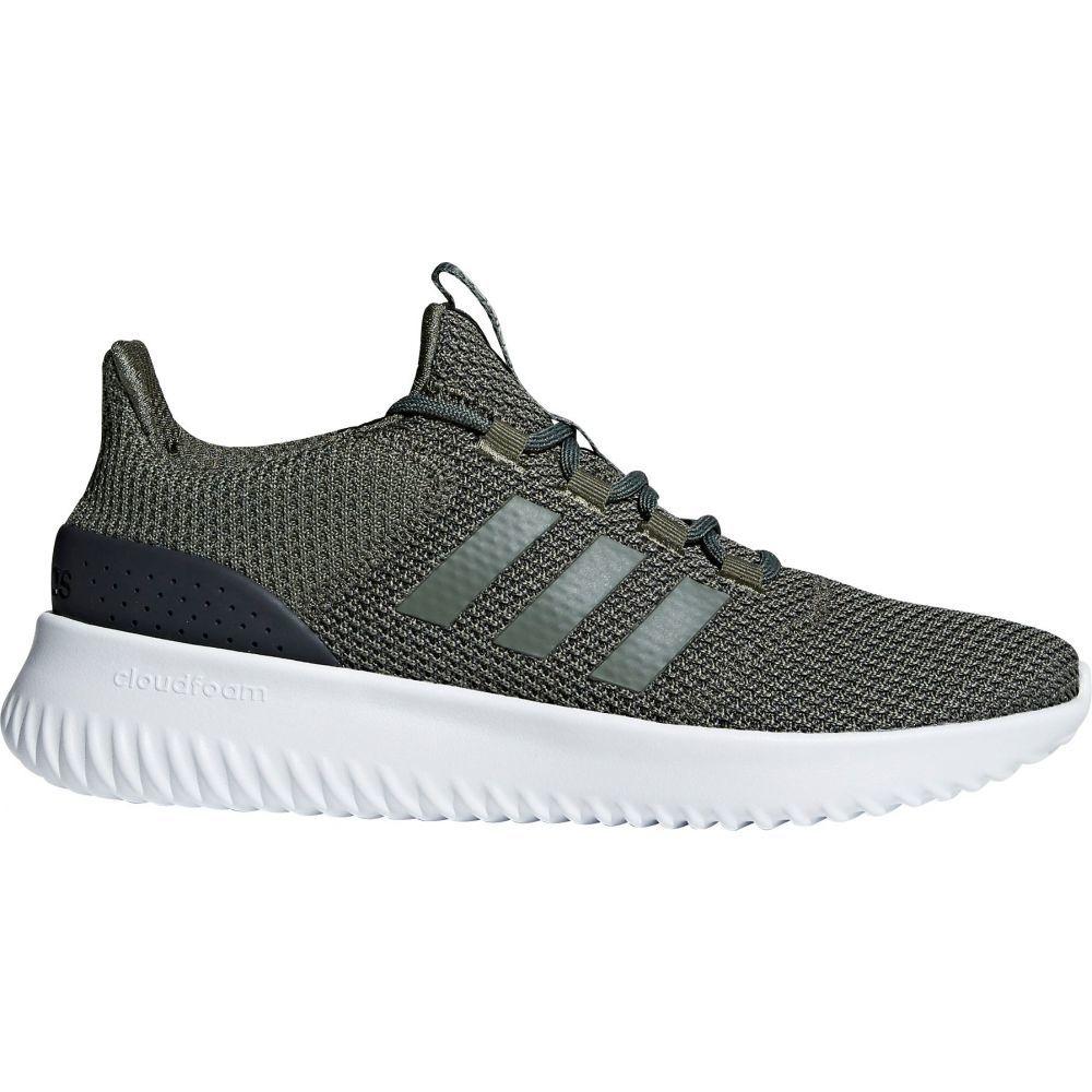 アディダス adidas メンズ スニーカー シューズ・靴【Cloudfoam Ultimate Shoes】Green/White
