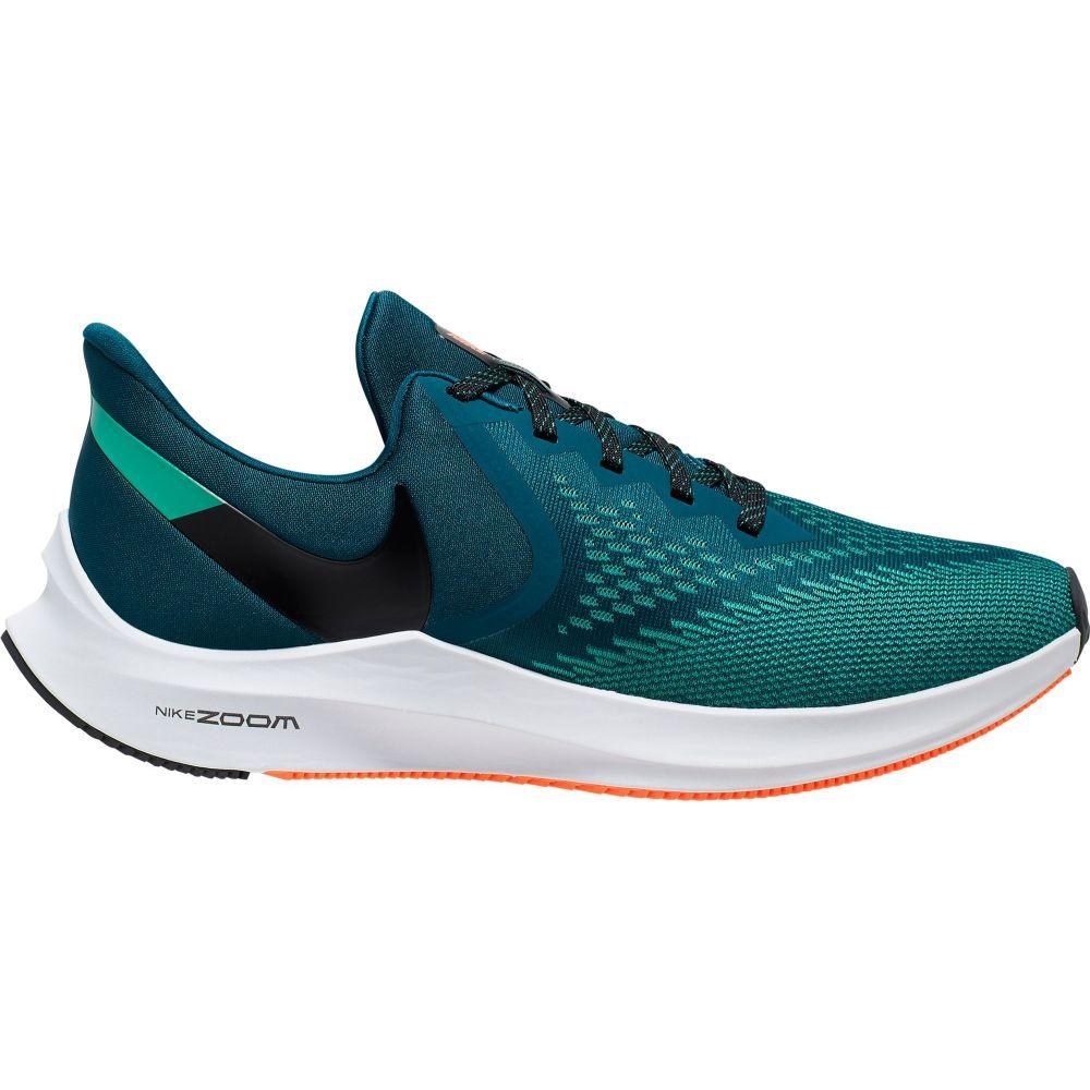 ナイキ Nike メンズ ランニング・ウォーキング シューズ・靴【Zoom Winflo 6 Running Shoes】Black/Green