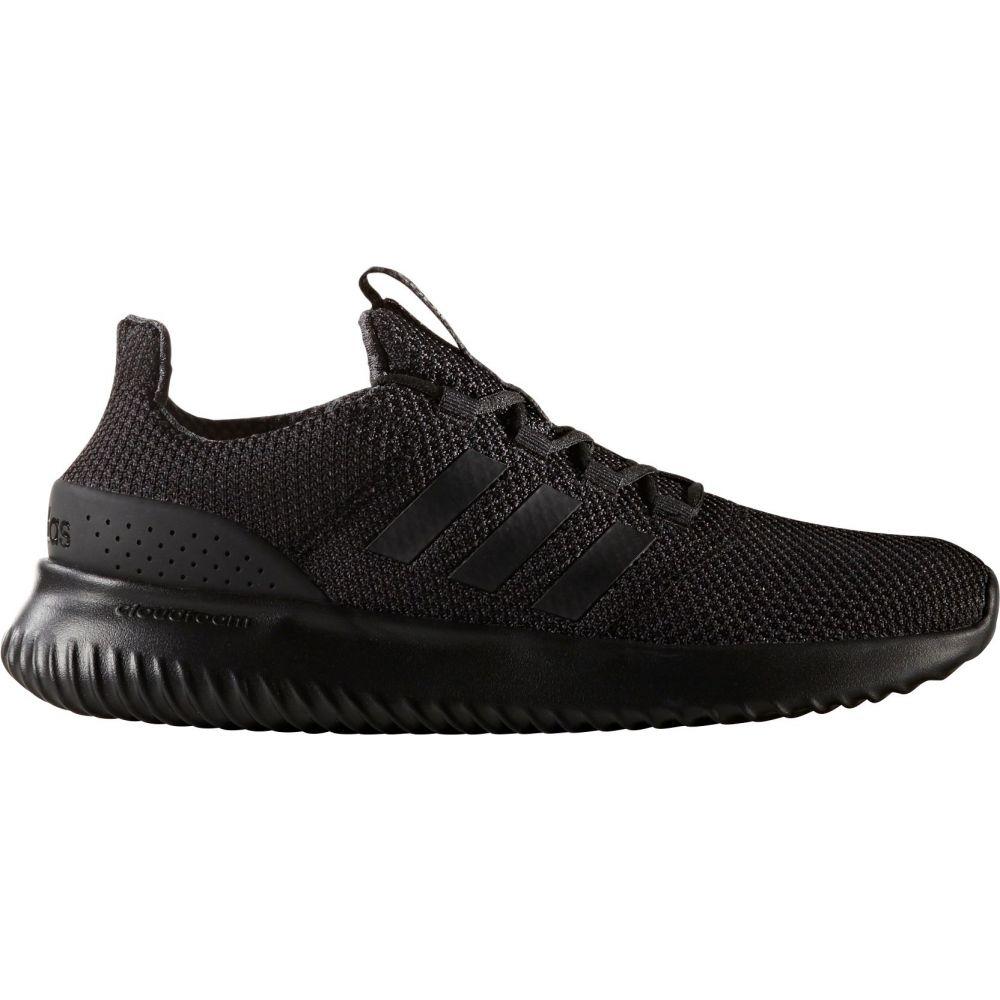 アディダス adidas メンズ スニーカー シューズ・靴【Cloudfoam Ultimate Shoes】Black/Black