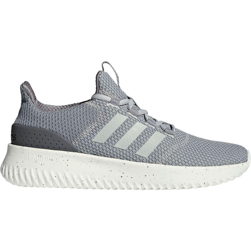 アディダス adidas メンズ スニーカー シューズ・靴【Cloudfoam Ultimate Shoes】Grey/Grey