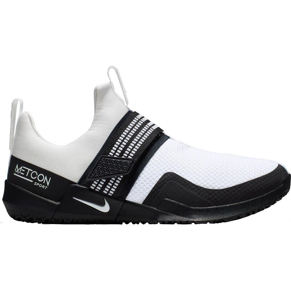 ナイキ Nike メンズ フィットネス・トレーニング シューズ・靴【Metcon Sport Training Shoes】White/Black