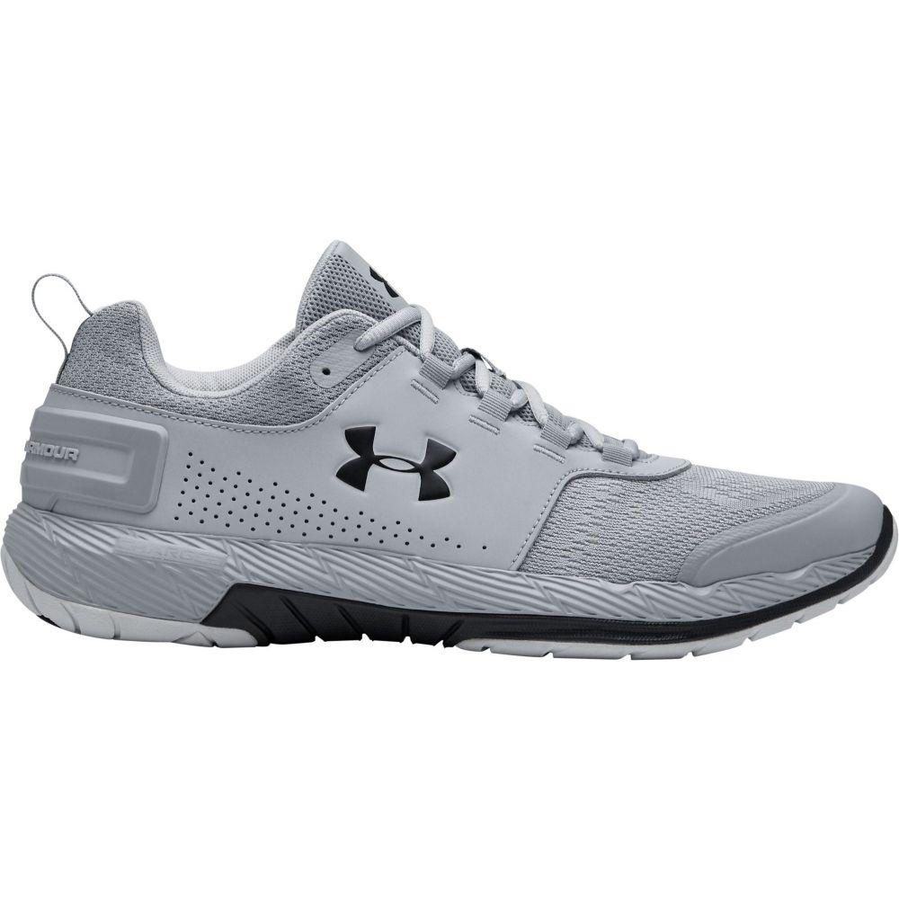 アンダーアーマー Under Armour メンズ フィットネス・トレーニング シューズ・靴【Commit TR Ex Training Shoes】Grey