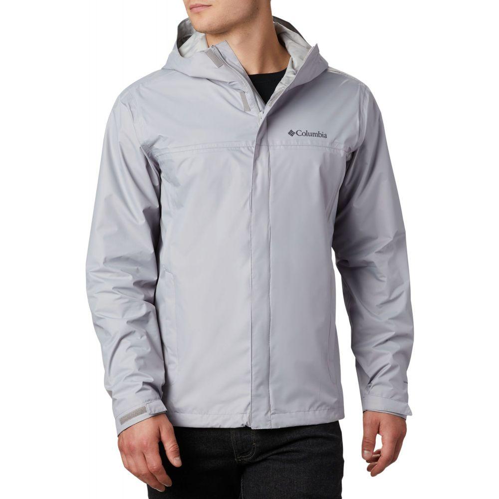 コロンビア Columbia メンズ レインコート アウター【Watertight II Rain Jacket (Regular and Big & Tall)】Columbia Grey