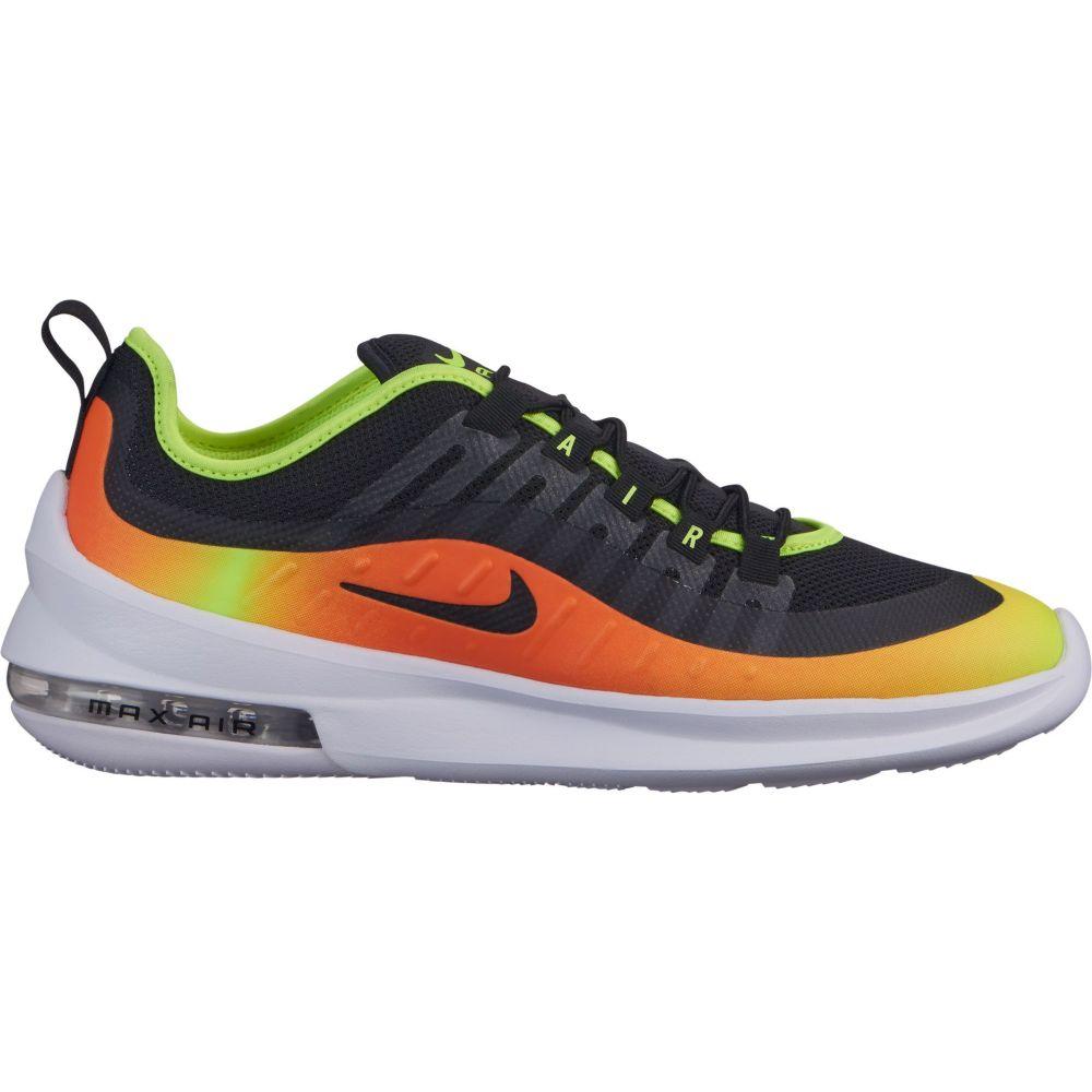 ナイキ Nike メンズ スニーカー エアマックス シューズ・靴【Air Max Axis Premium Shoes】Black/Volt/Orange