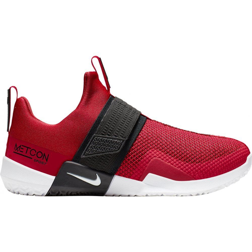 ナイキ Nike メンズ フィットネス・トレーニング シューズ・靴【Metcon Sport Training Shoes】Red/Black