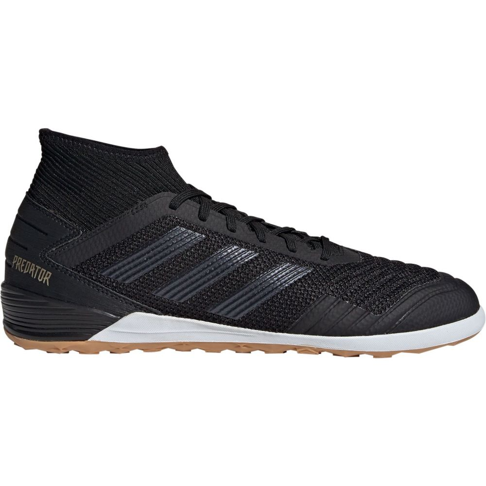 アディダス adidas メンズ サッカー シューズ・靴【Predator Tango 19.3 Indoor Soccer Shoes】Black/Black