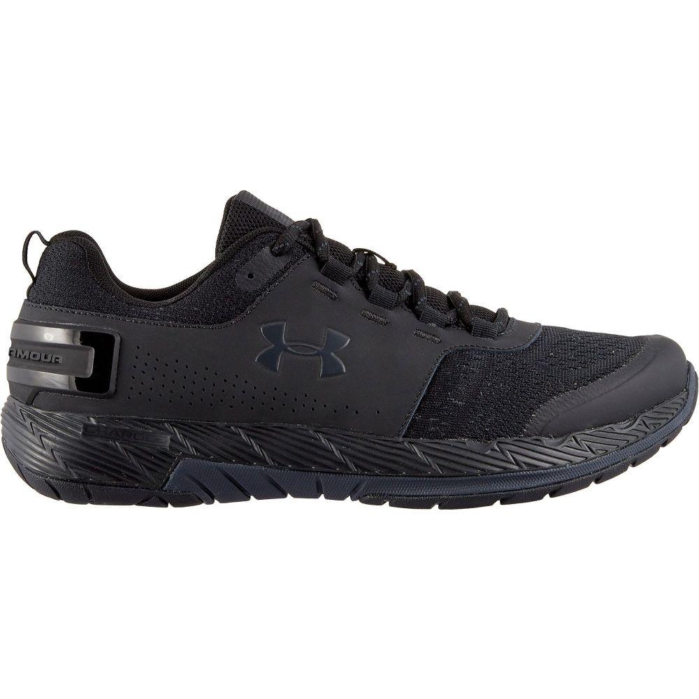 アンダーアーマー Under Armour メンズ フィットネス・トレーニング シューズ・靴【Commit TR Ex Training Shoes】Black