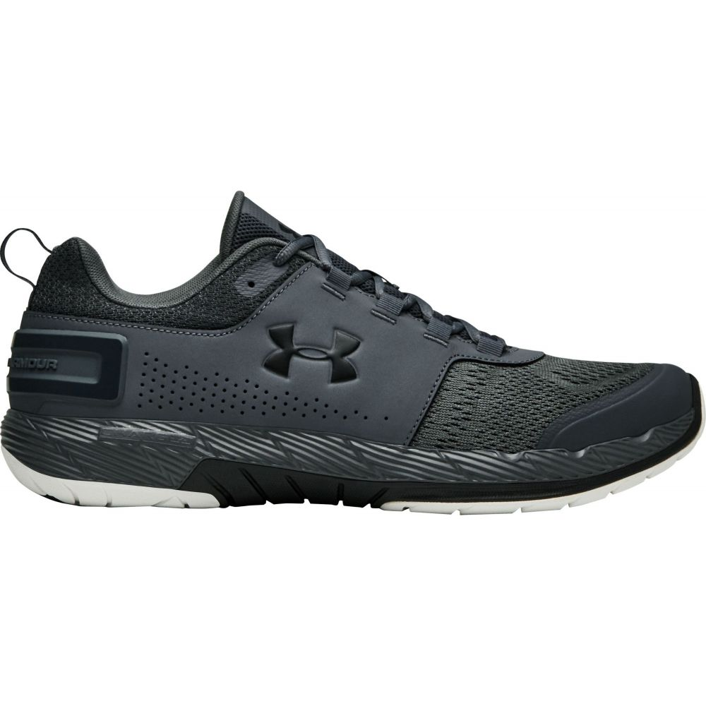 アンダーアーマー Under Armour メンズ フィットネス・トレーニング シューズ・靴【Commit TR Ex Training Shoes】Grey/Grey