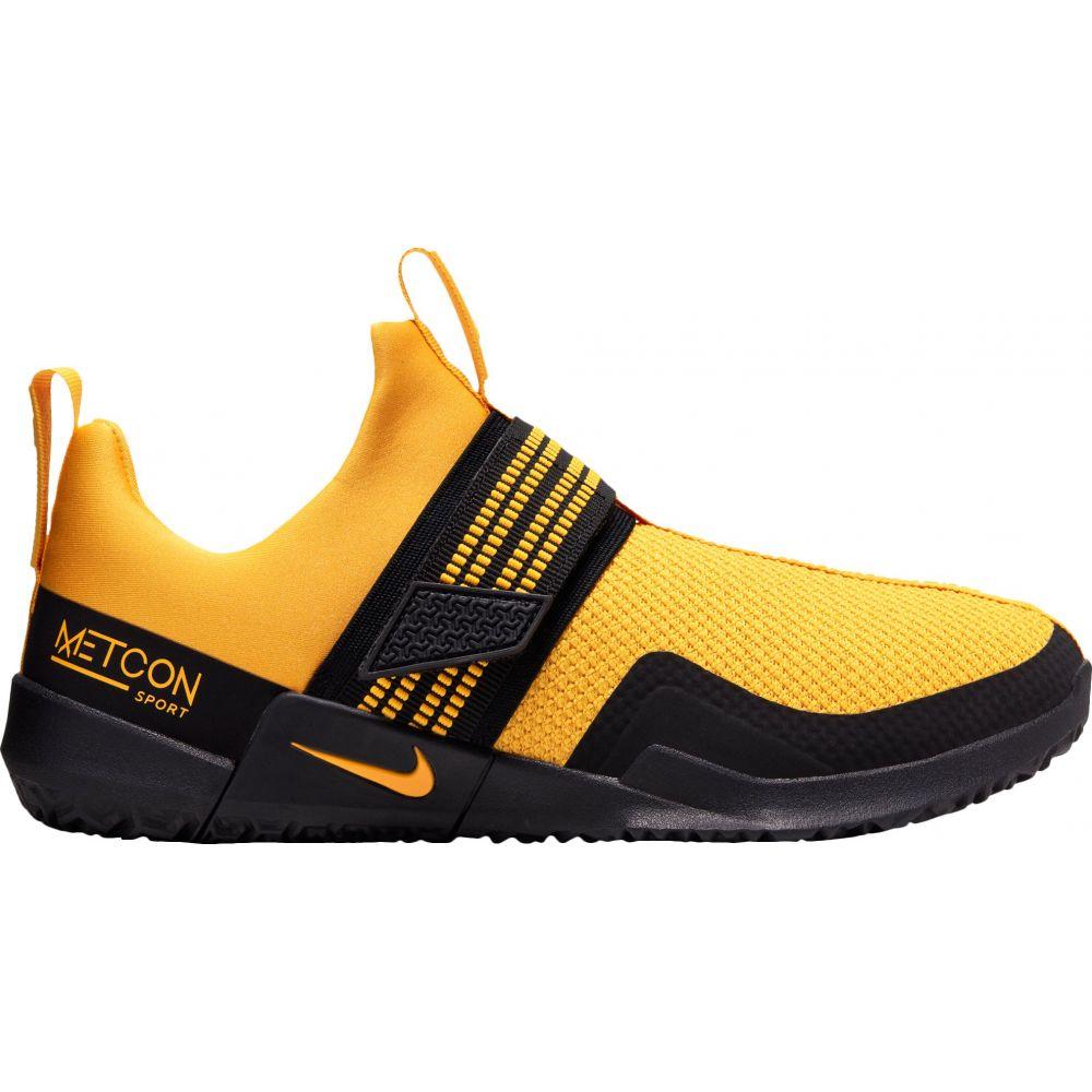 ナイキ Nike メンズ フィットネス・トレーニング シューズ・靴【Metcon Sport Training Shoes】Gold/Black