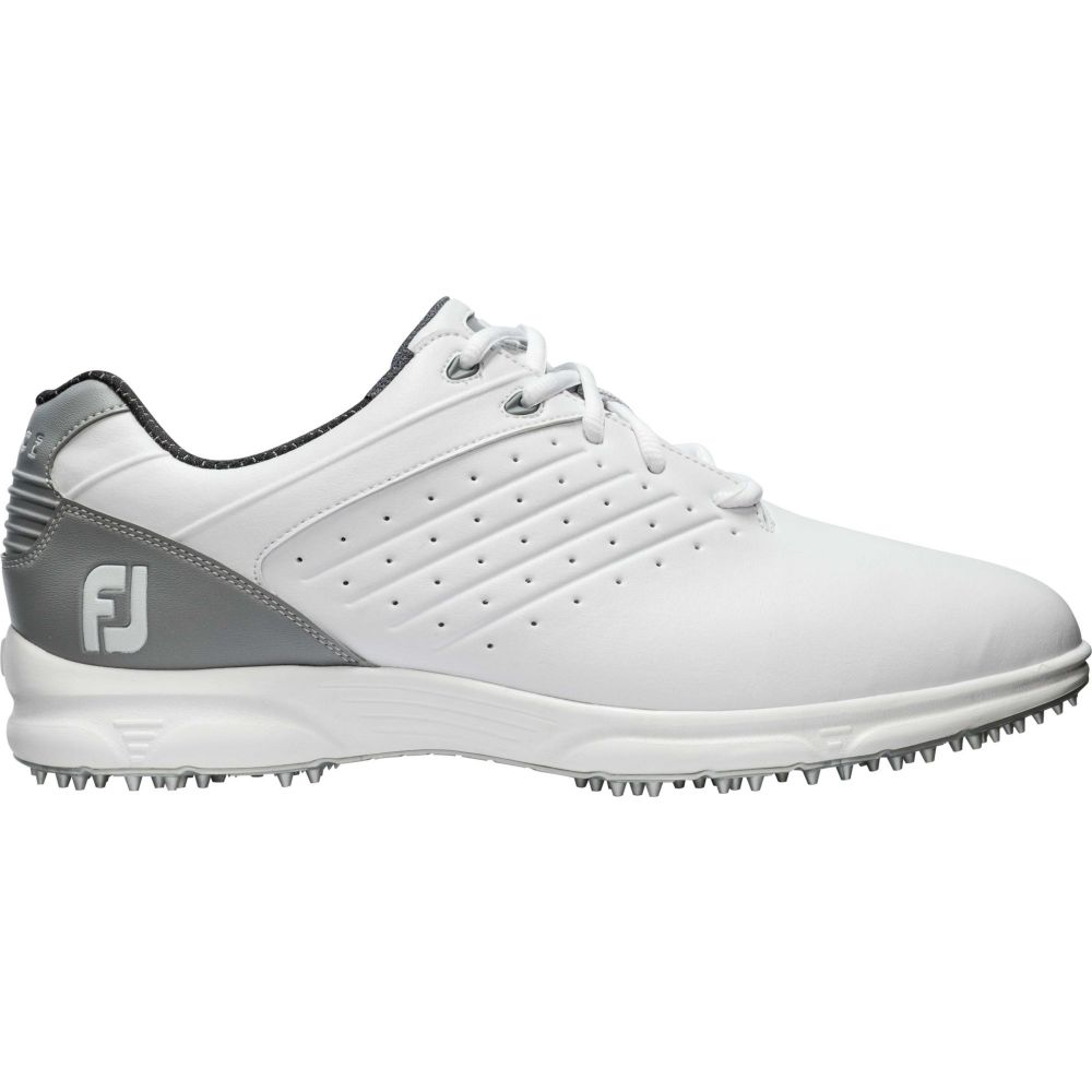 フットジョイ FootJoy メンズ ゴルフ シューズ・靴【ARC SL Golf Shoes (Previous Season Style)】White/Grey