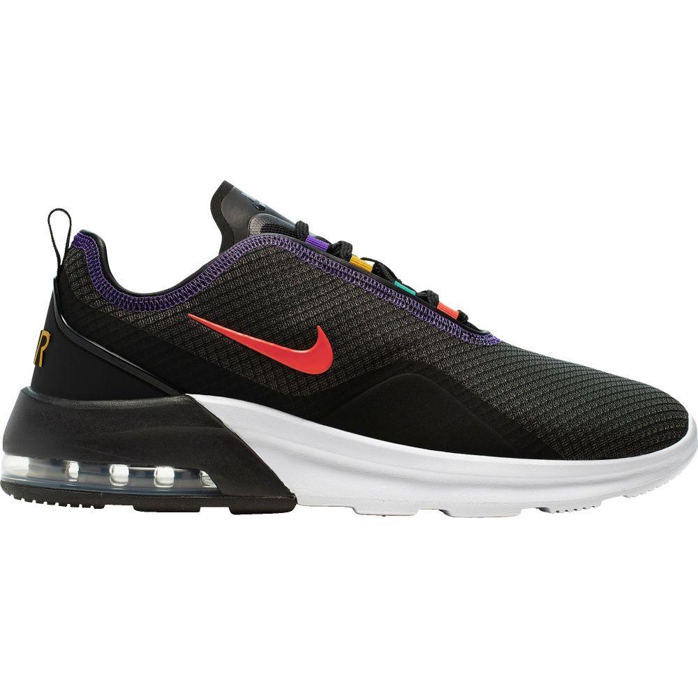 ナイキ Nike メンズ シューズ・靴 エアマックス【Air Max Motion 2 Shoes】Blk/Crimson/Univ Gold