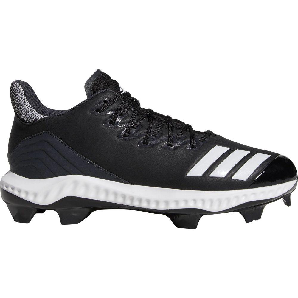 アディダス adidas メンズ 野球 スパイク シューズ・靴【Icon Bounce Baseball Cleats】Black/White