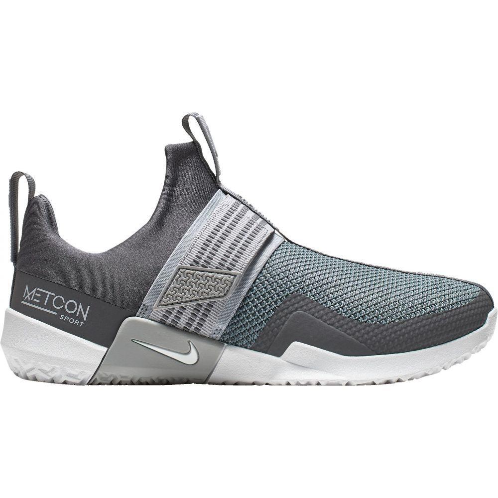 ナイキ Nike メンズ フィットネス・トレーニング シューズ・靴【Metcon Sport Training Shoes】Grey/White