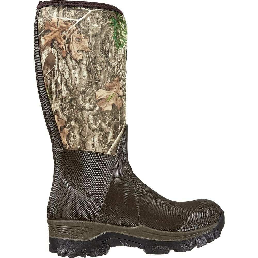 フィールドアンドストリーム Field & Stream メンズ ブーツ シューズ・靴【Rutland Tracker 7mm Neoprene RTE Rubber Hunting Boots】Realtree EDGE