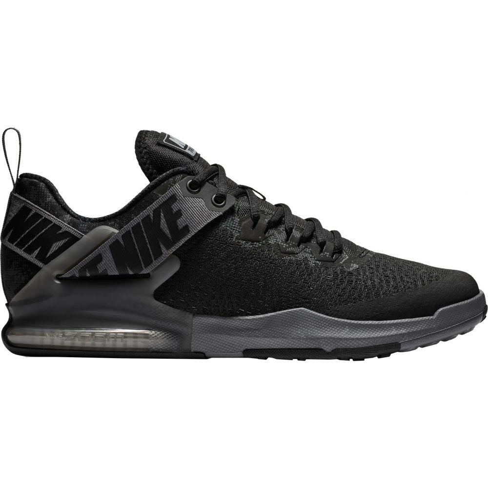 ナイキ Nike メンズ フィットネス・トレーニング シューズ・靴【Zoom Domination TR 2 Training Shoes】Black/Grey