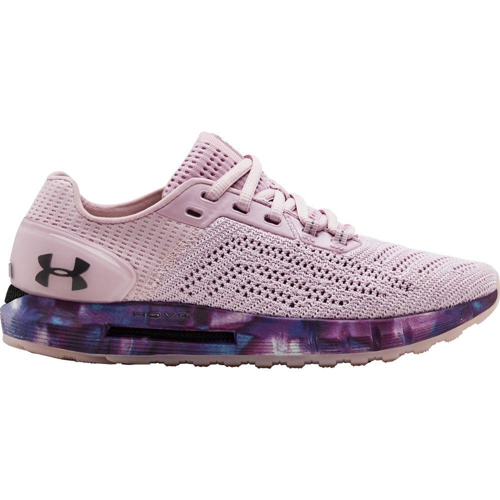 アンダーアーマー Under Armour レディース ランニング・ウォーキング シューズ・靴【HOVR Sonic 2 Hype Running Shoes】Pink/Grey