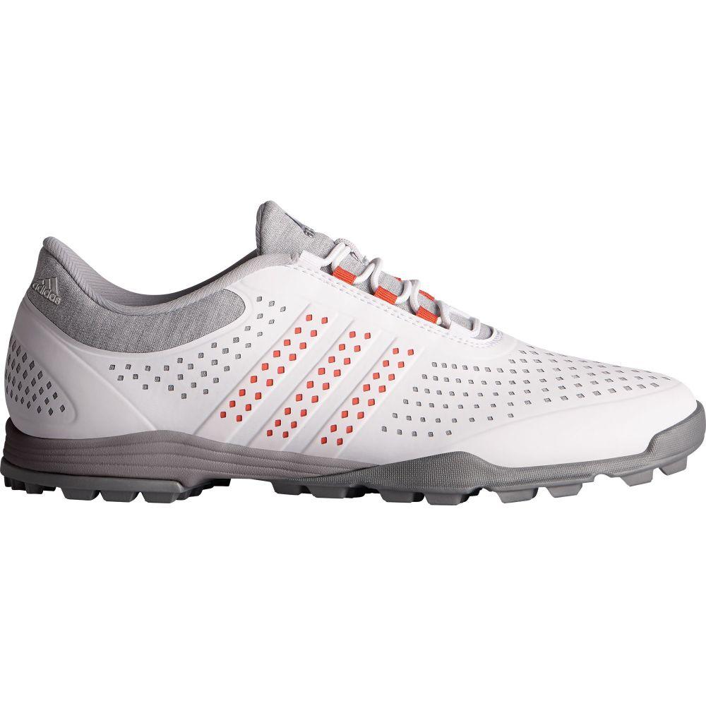 アディダス adidas レディース ゴルフ シューズ・靴【adipure sport Golf Shoes】White/Coral
