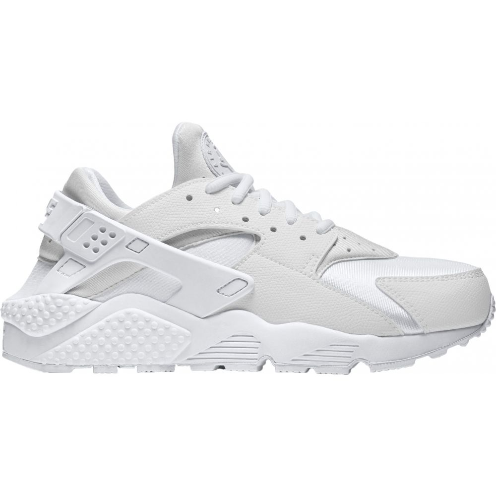 ナイキ Nike レディース スニーカー シューズ・靴【Air Huarache Run Shoes】White/White
