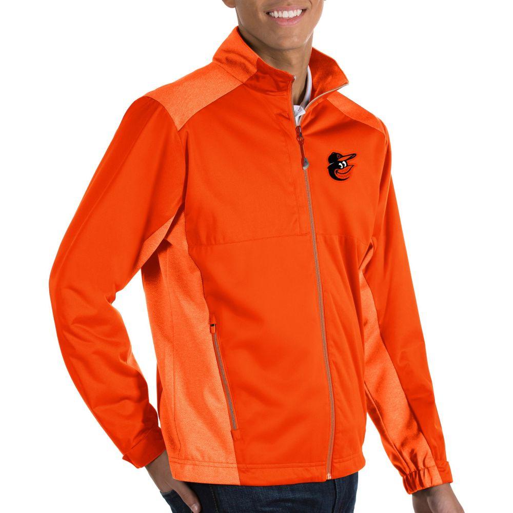 アンティグア Antigua メンズ ジャケット アウター【Baltimore Orioles Revolve Full-Zip Jacket】