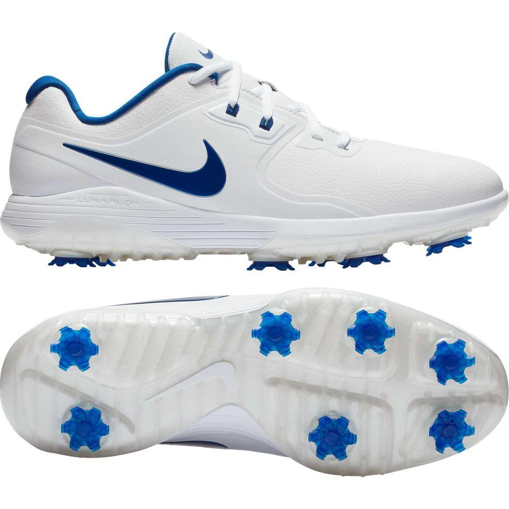 ナイキ Nike メンズ ゴルフ シューズ・靴【Vapor Pro Golf Shoes】白い/Indigo Force