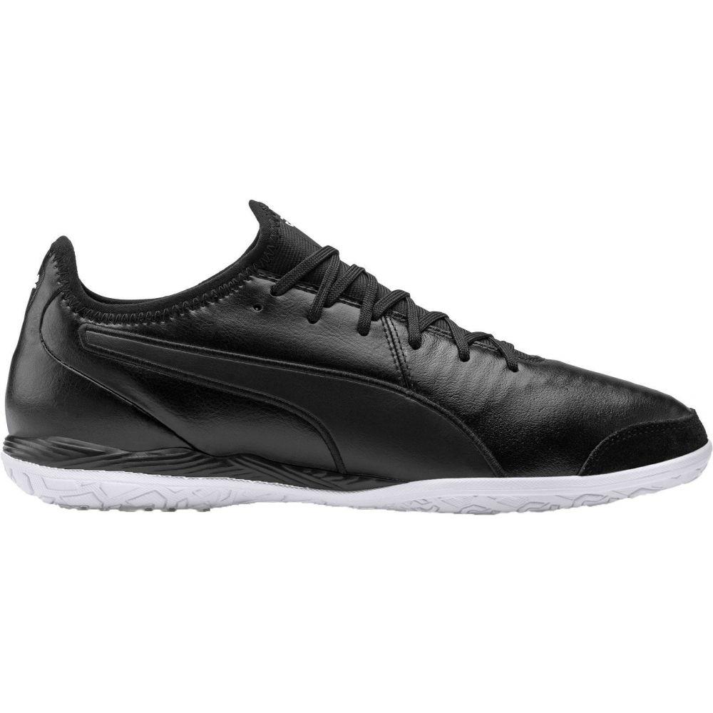 プーマ PUMA メンズ サッカー シューズ・靴【King Pro Indoor Soccer Shoes】Black/White