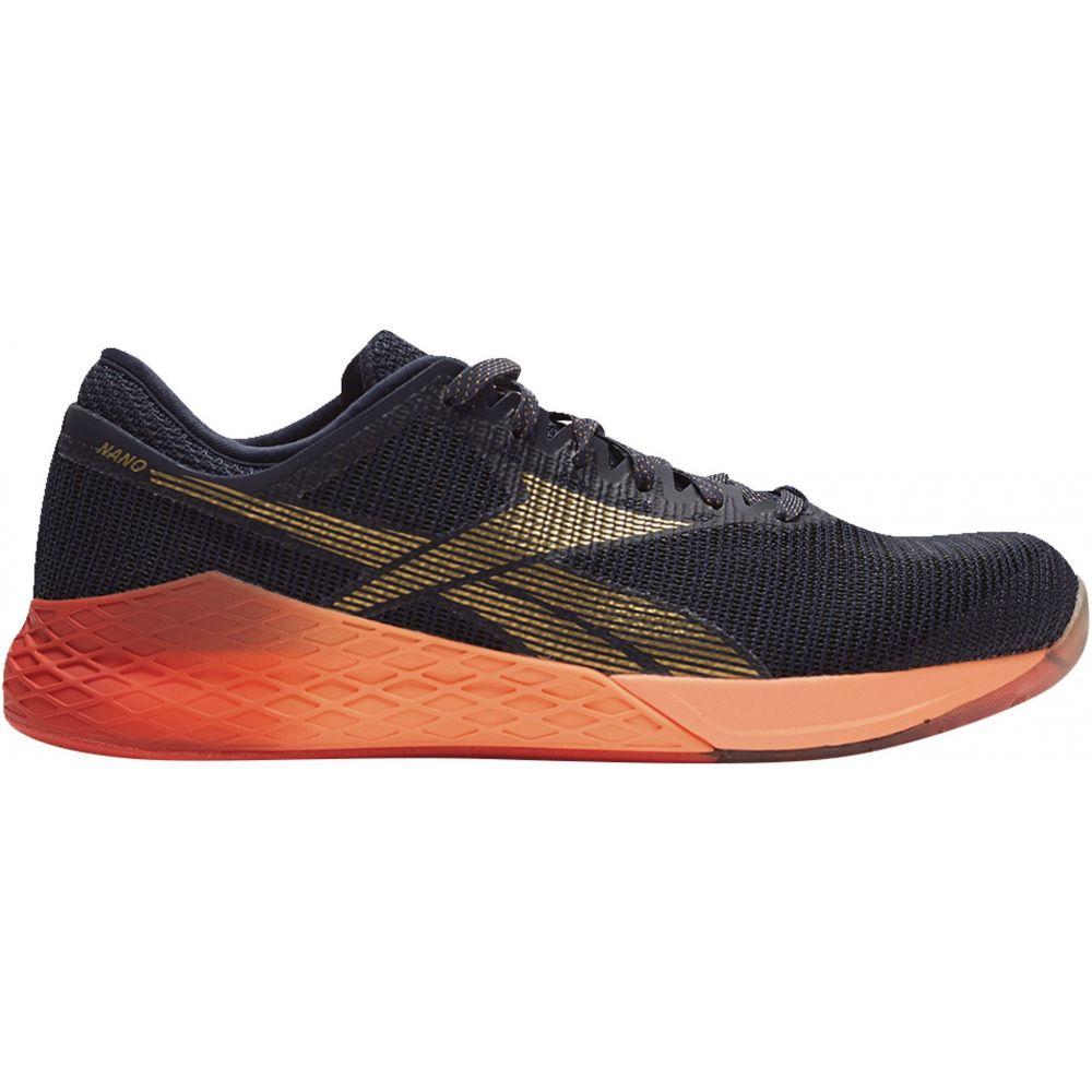 リーボック Reebok メンズ フィットネス・トレーニング シューズ・靴【Nano 9 Training Shoes】Black/Gold/Red
