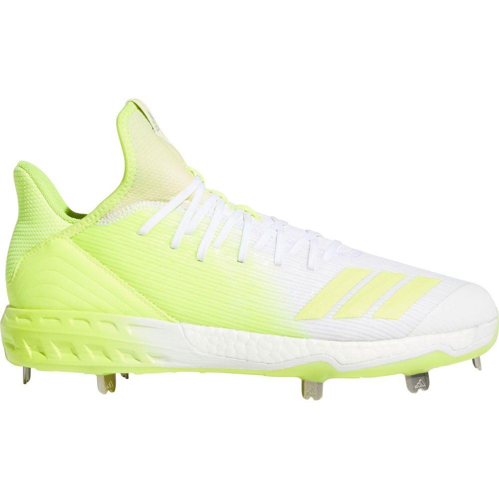 アディダス adidas メンズ 野球 スパイク シューズ・靴【Icon 4 Splash Metal Baseball Cleats】Orange/White