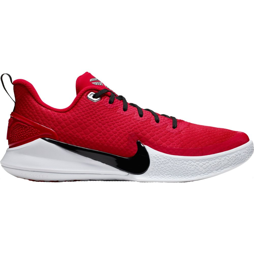 ナイキ Nike メンズ バスケットボール シューズ・靴【Kobe Mamba Focus Basketball Shoes】Red/White