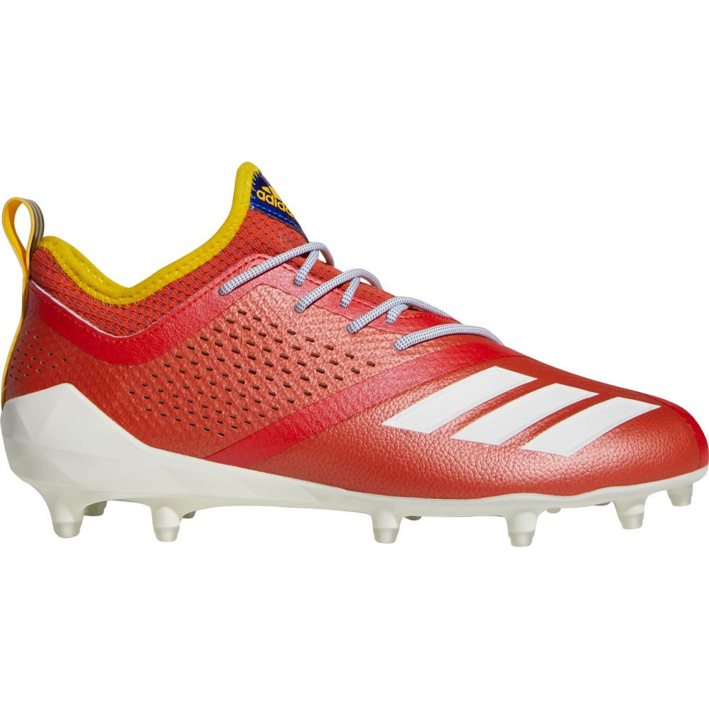 アディダス adidas メンズ ラクロス スパイク シューズ・靴【adiZERO 5-Star 7.0 Hotbed Philadelphia Lacrosse Cleats】Orange/White