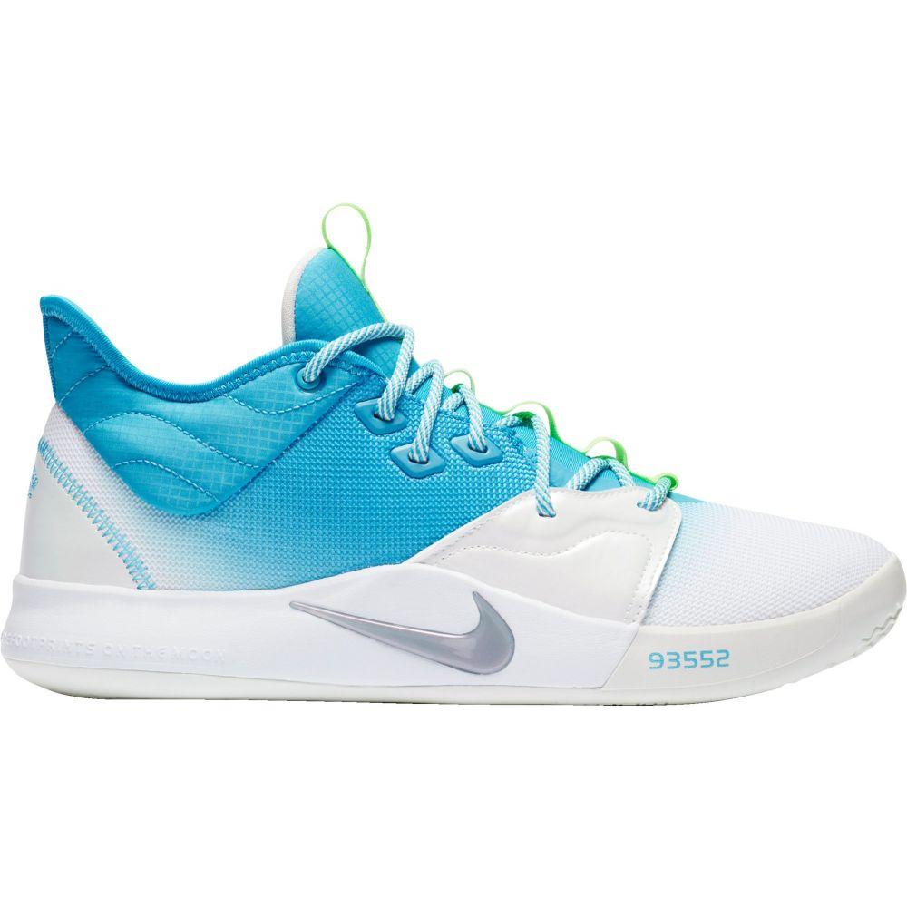ナイキ Nike メンズ バスケットボール シューズ・靴【PG3 Basketball Shoes】Platinum Tint