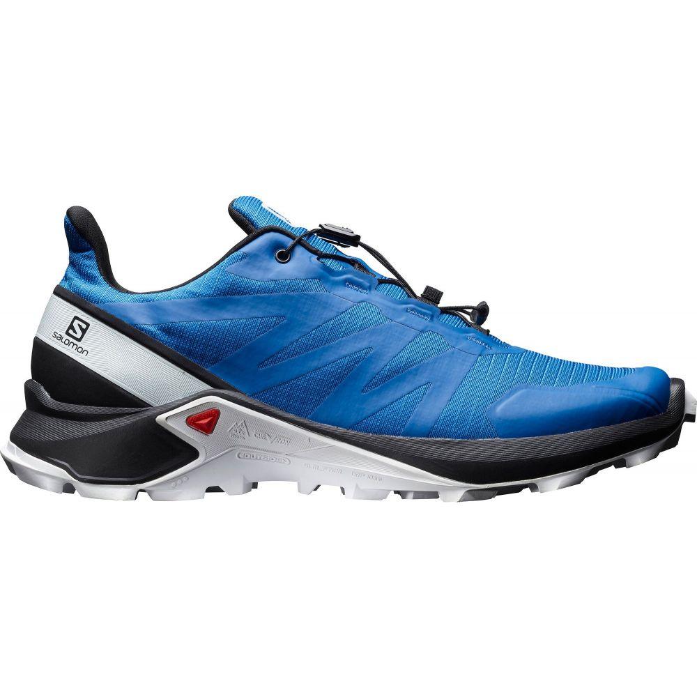 サロモン Salomon メンズ ランニング・ウォーキング シューズ・靴【Supercross Trail Running Shoes】Blue/White