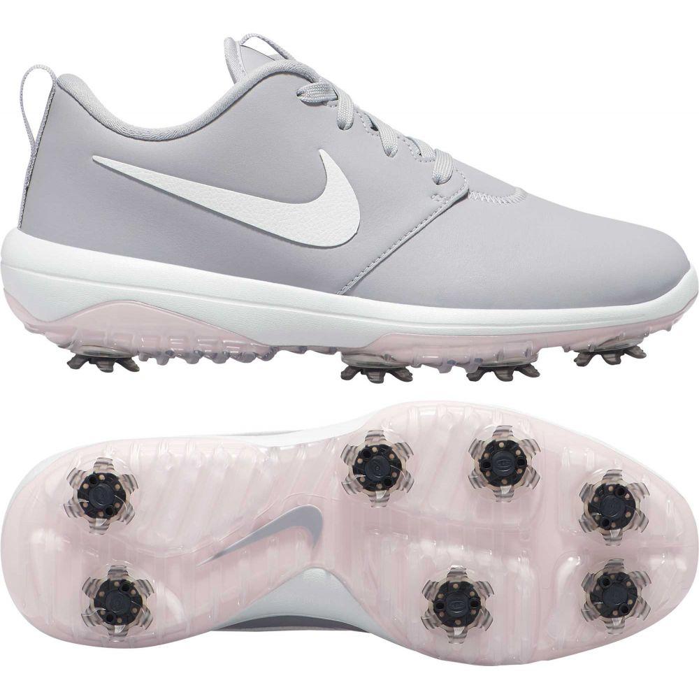 ナイキ Nike レディース ゴルフ シューズ・靴【Roshe G Tour Golf Shoes】Wolf Grey/White/Pink Foam
