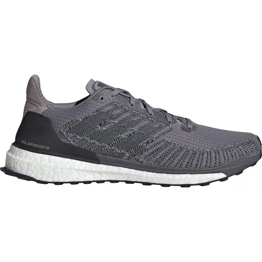 アディダス adidas メンズ ランニング・ウォーキング シューズ・靴【Solar Boost St 19 Running Shoes】Grey/White