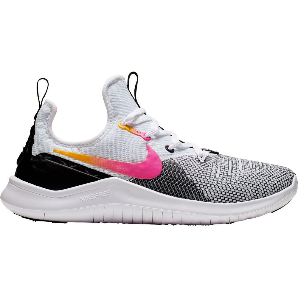 ナイキ Nike レディース フィットネス・トレーニング シューズ・靴【Free TR 8 Training Shoes】Pink/Black/White