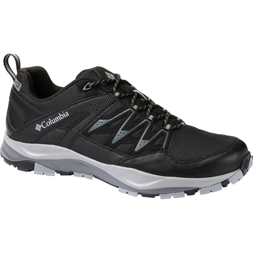 コロンビア Columbia メンズ ハイキング・登山 シューズ・靴【Wayfinder OutDry Waterproof Hiking Shoes】Black/Lux