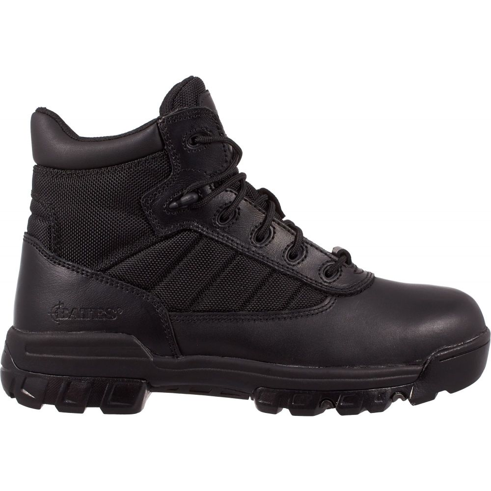 ベイツ Bates メンズ ブーツ ワークブーツ シューズ・靴【Tactical Sport 5'' Work Boots】Black