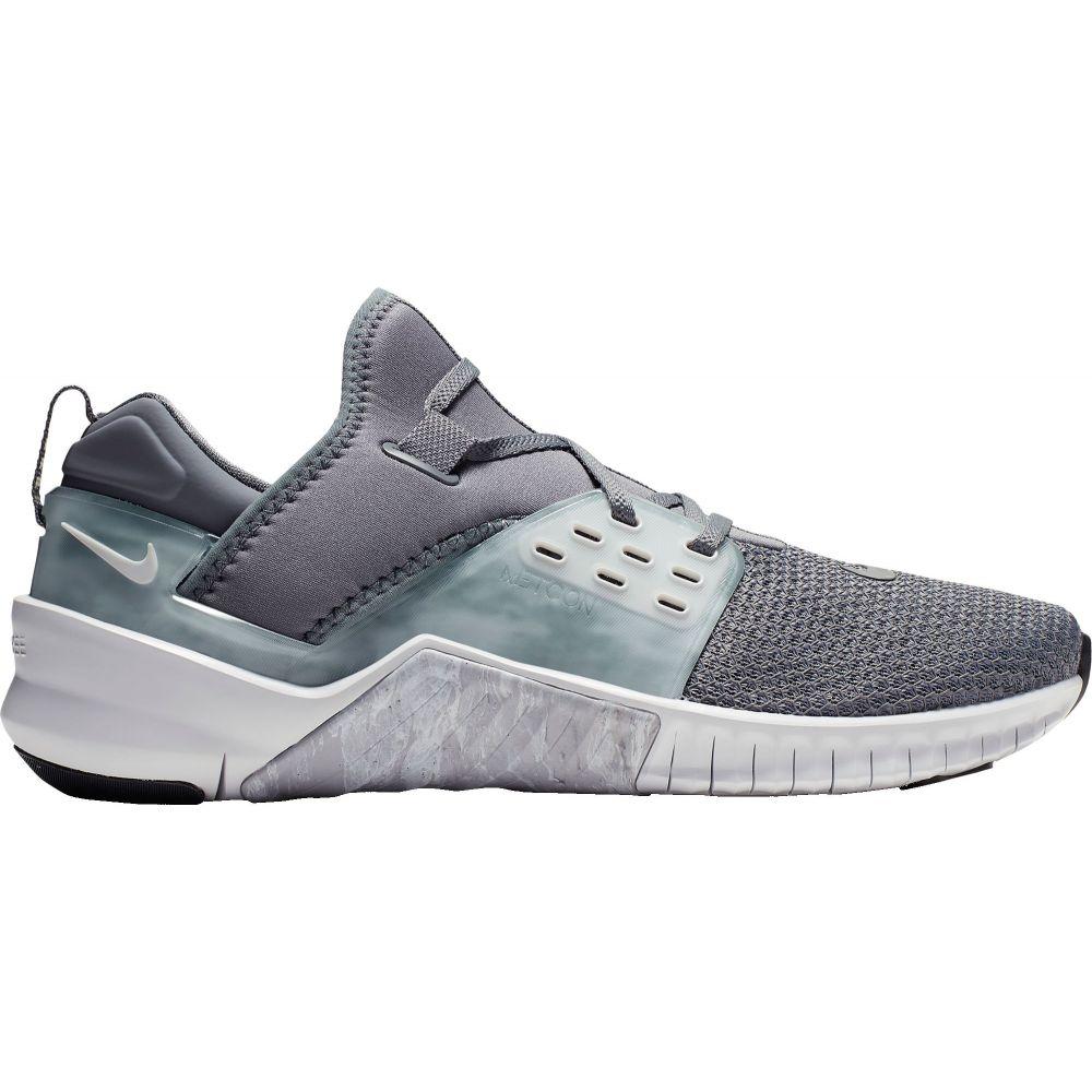 ナイキ Nike メンズ フィットネス・トレーニング シューズ・靴【Free X Metcon 2 Training Shoes】Grey/White