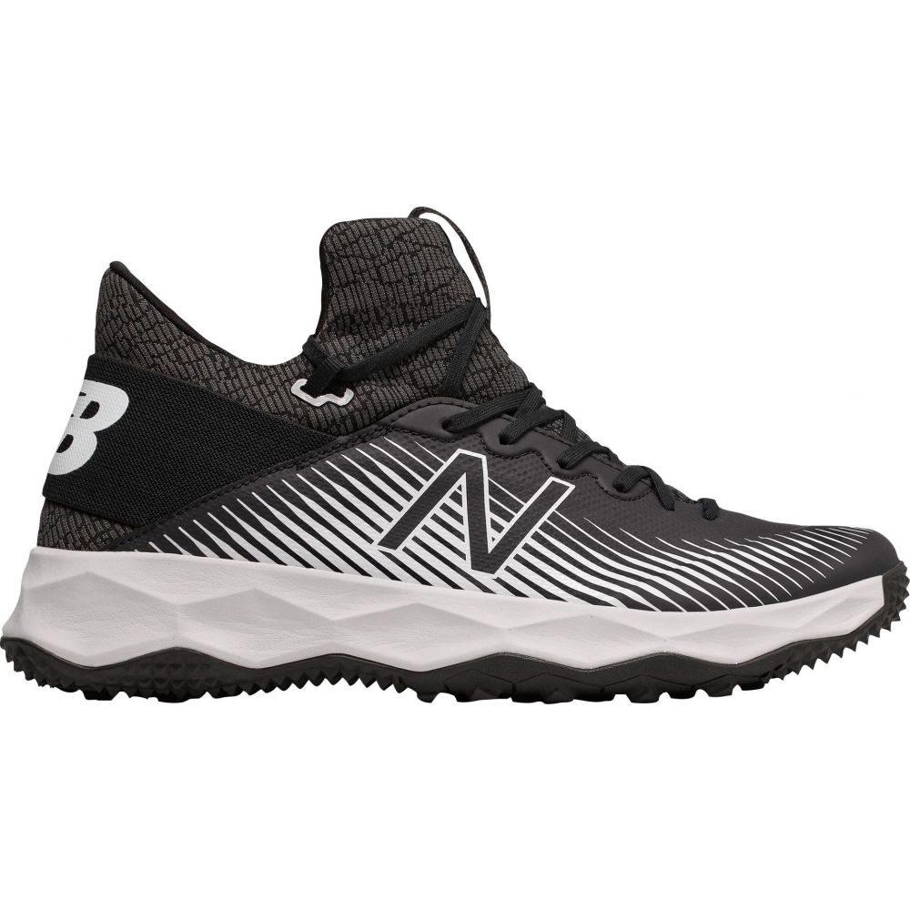 ニューバランス New Balance メンズ ラクロス スパイク シューズ・靴【Freeze 2.0 Turf Lacrosse Cleats】Black/White
