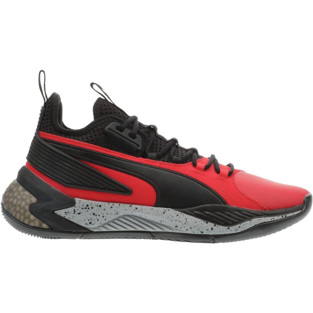 プーマ PUMA メンズ バスケットボール シューズ・靴【Uproar Hybrid Court Basketball Shoes】Red/Black
