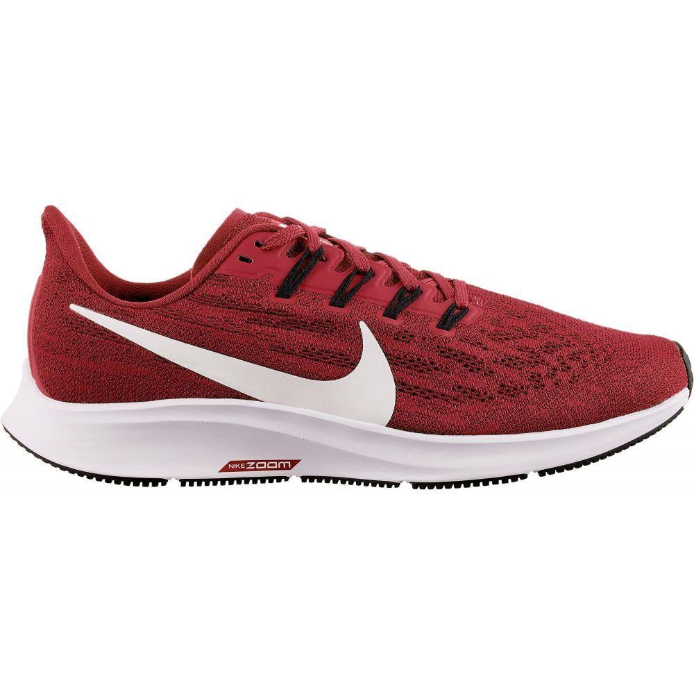 ナイキ Nike レディース ランニング・ウォーキング エアズーム シューズ・靴【Air Zoom Pegasus 36 Running Shoes】Red/White