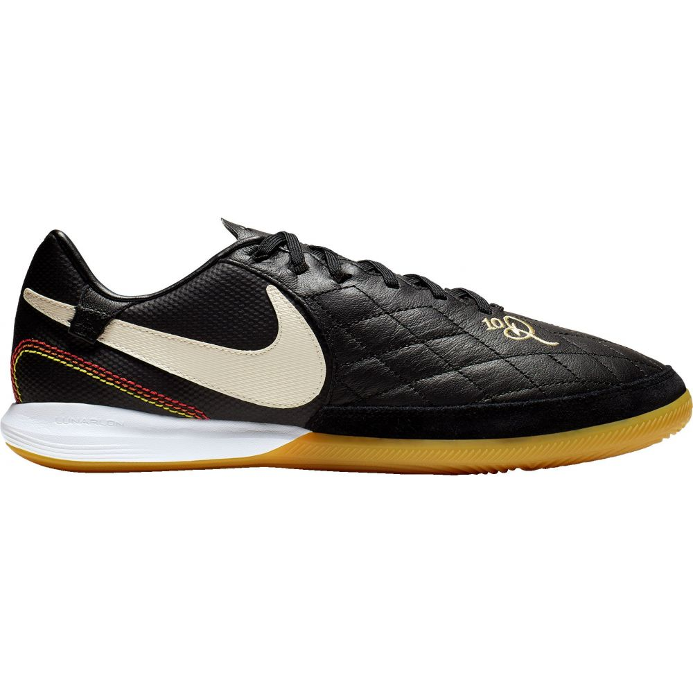 ナイキ Nike メンズ サッカー シューズ・靴【Lunar LegendX 7 Pro 10R Indoor Soccer Shoes】Black/White