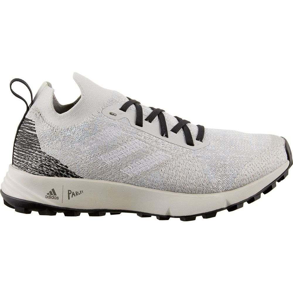 アディダス adidas レディース ランニング・ウォーキング シューズ・靴【Terrex Two Parley Trail Running Shoes】Grey/White/Black