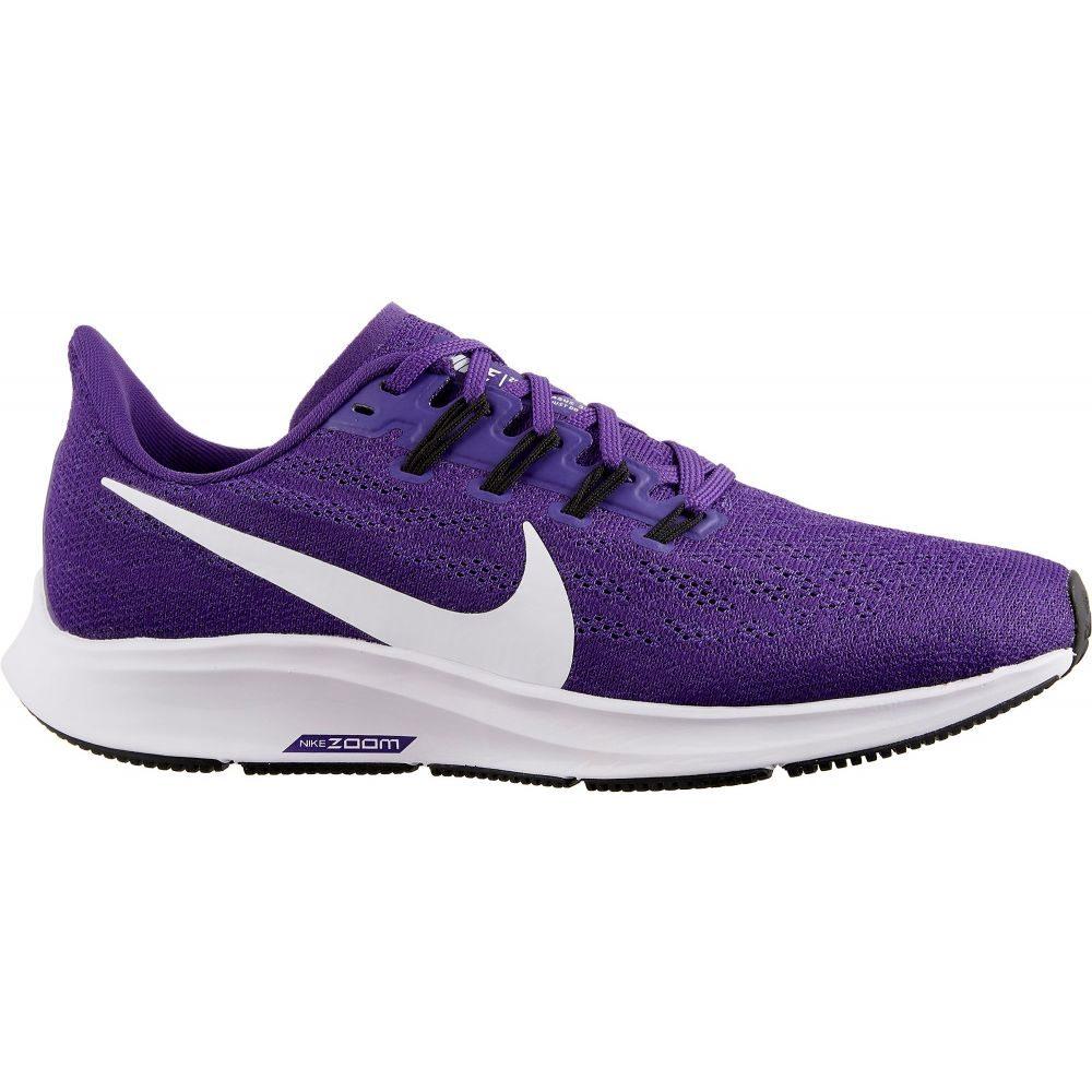 ナイキ Nike レディース ランニング・ウォーキング エアズーム シューズ・靴【Air Zoom Pegasus 36 Running Shoes】Purple/White
