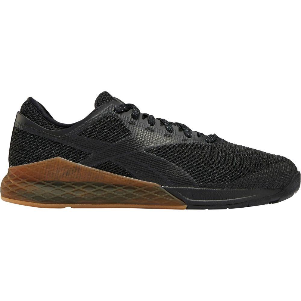 リーボック Reebok メンズ フィットネス・トレーニング シューズ・靴【Nano 9 Training Shoes】Black/Gum