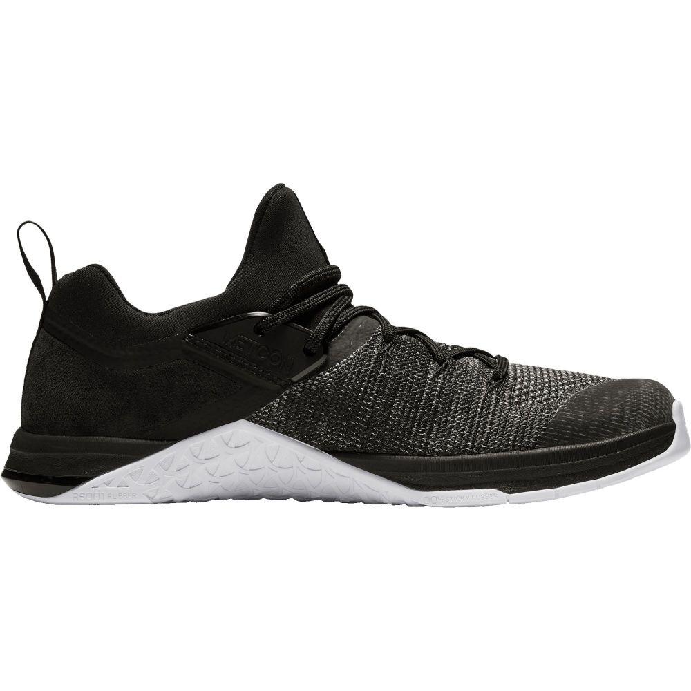 ナイキ Nike メンズ フィットネス・トレーニング シューズ・靴【Metcon Flyknit 3 Training Shoes】Black/Black/White