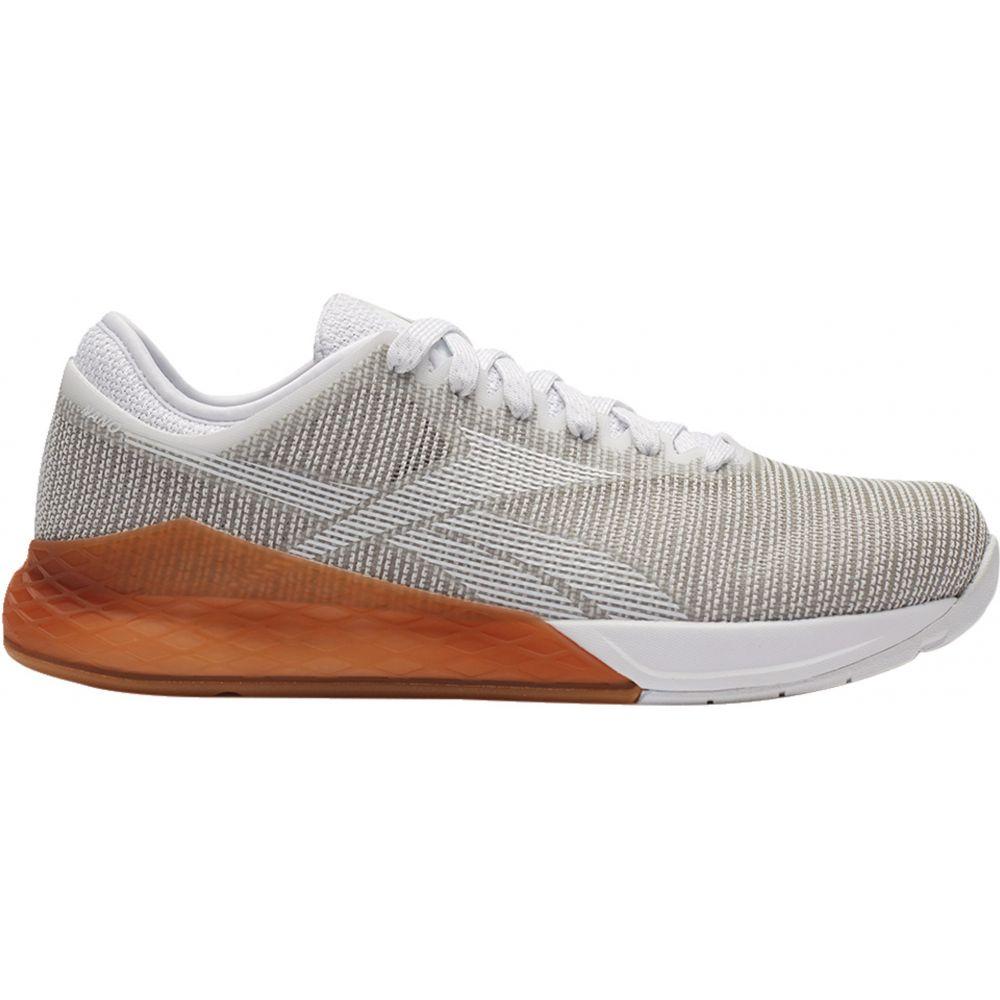 リーボック Reebok メンズ フィットネス・トレーニング シューズ・靴【Nano 9 Training Shoes】White/Gum